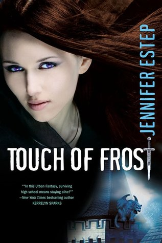 Post Thumbnail of Advent Calendar Day 3: Touch of Frost by Jennifer Estep + Giveaway