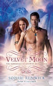 Velvet Moon (Annwyn Chronicles, #3)