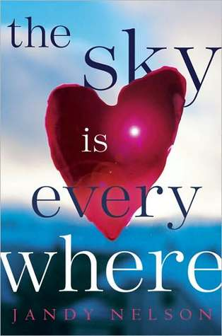 The Sky is Everywhere Jandy Nelson book cover