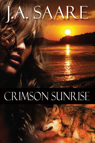 Review: Crimson Sunrise by J.A. Saare (Crimson #2)
