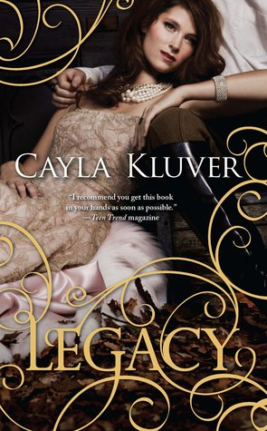 Legacy (Legacy, #1)