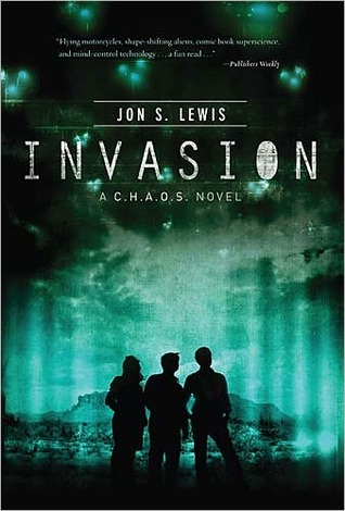 Invasion (C.H.A.O.S., #1)