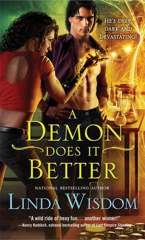 A Demon Does It Better (Demons #2)