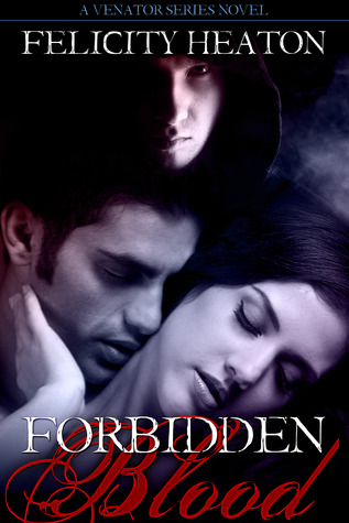 ARC Review: Forbidden Blood by Felicity Heaton