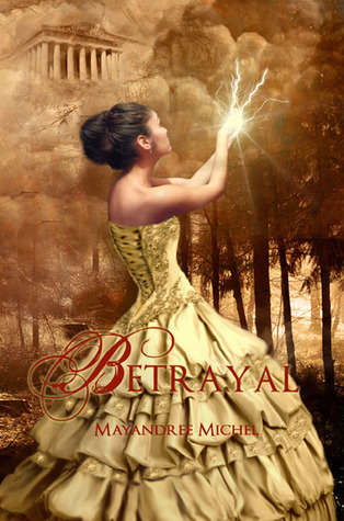Betrayal (The Descendants #1)