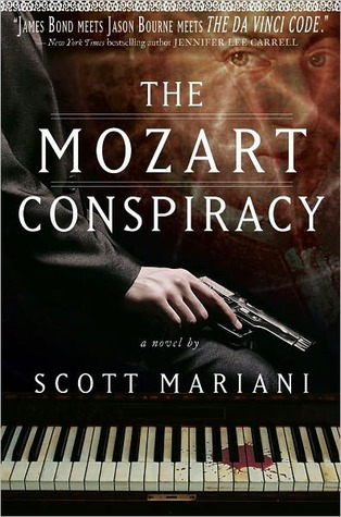 The Mozart Conspiracy (Ben Hope #2)