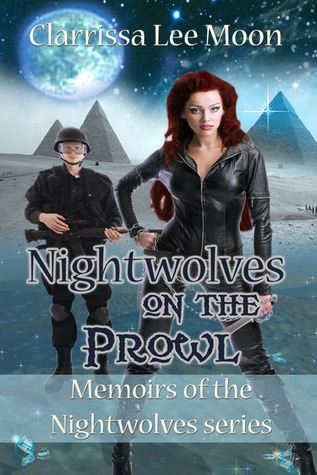 Nightwolves on the Prowl Book Cover