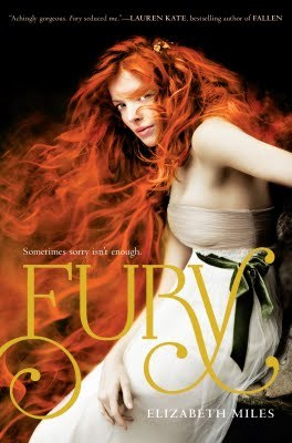 Fury (Fury, #1)