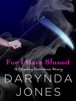 For I Have Sinned (Charley Davidson, #1.5)
