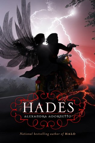 Giveaway of Hades by Alexandra Adonetto