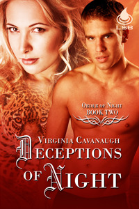 Deceptions Of Night (Order of Night #2)