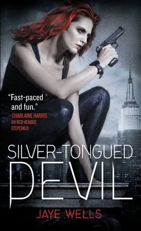 Silver-Tongued Devil (Sabina Kane, #4)