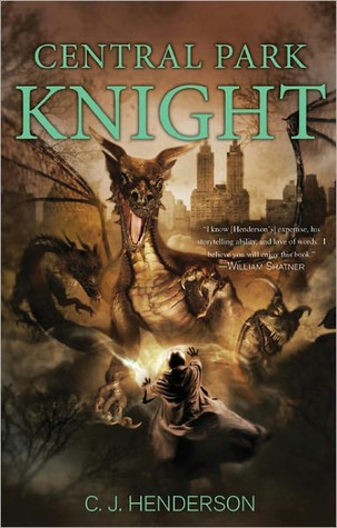 Central Park Knight (Piers Knight, #2)