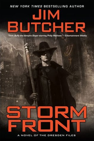 Storm Front (The Dresden Files, #1)