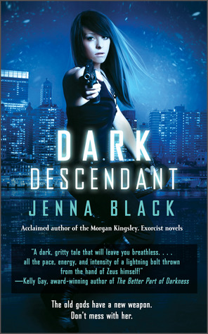 Review: Dark Descendant by Jenna Black