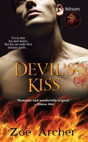 Post Thumbnail of ARC review: Devil's Kiss by Zoe Archer