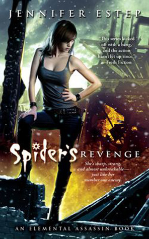 Spiders Revenge (Elemental Assassin, #5)