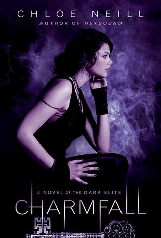 Charmfall (The Dark Elite, #3)