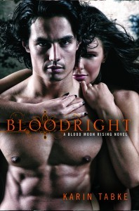 Bloodright (Blood Moon Trilogy, #2)