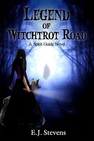 Review & Giveaway: Legend of Witchtrot Road by E.J. Stevens
