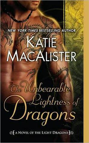 The Unbearable Lightness of Dragons (Light Dragons, #2)