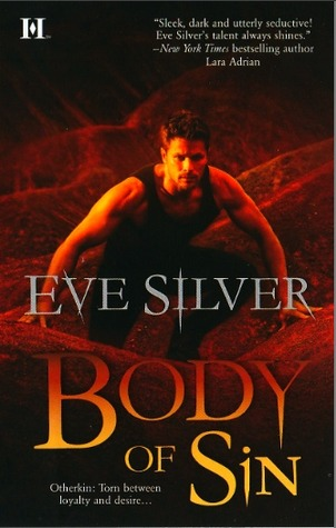 Body of Sin by Eve Silver (Otherkin #4)