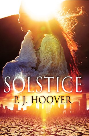Today, the author is Solstice is here as a part of her tour with The Teen ...