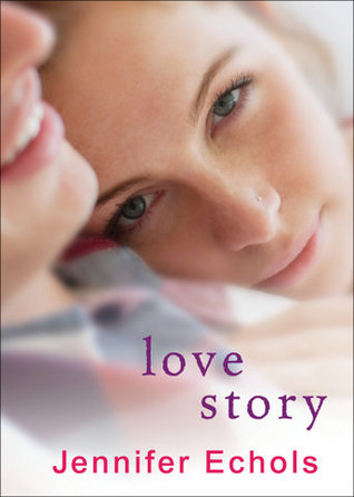 Post Thumbnail of Review: Love Story by Jennifer Echols