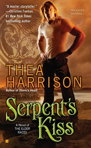 Early Review: Serpent's Kiss by Thea Harrison