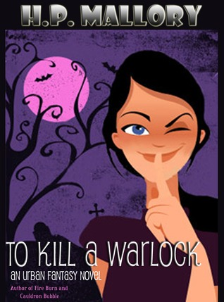 To Kill a Warlock Book Cover