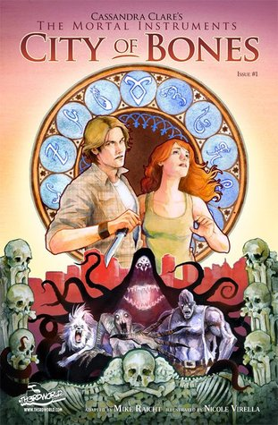 City of Bones (The Mortal Instruments: Graphic Novel, #1)