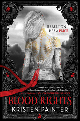 Early Review: Blood Rights by Kristen Painter