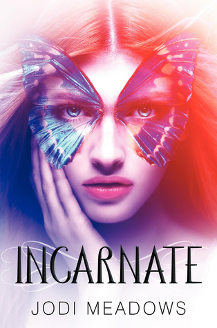 Book Review: Incarnate (Newsoul, Book 1), By Jodi Meadows Cover Art