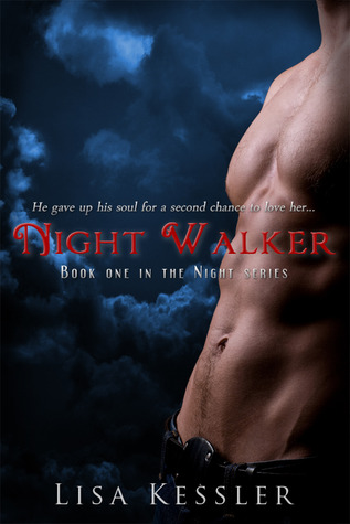 Night Walker Book Cover