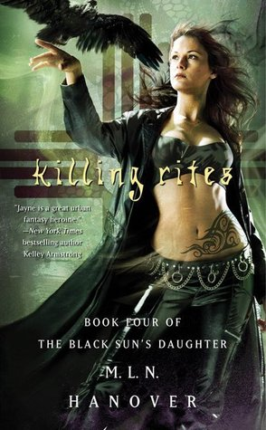 Killing Rites Book Cover