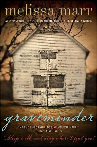 Review & Giveaway: Graveminder by Melissa Marr