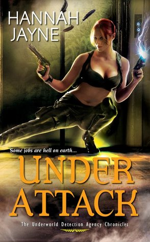 Under Attack by Hannah Jayne