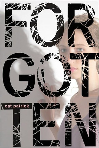 Giveaway: Forgotten by Cat Patrick