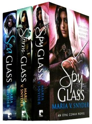 Glass Trilogy (Reseed REQ) - Maria V. Snyder