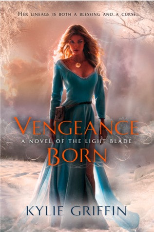 Review: Vengeance Born by Kylie Griffin cover