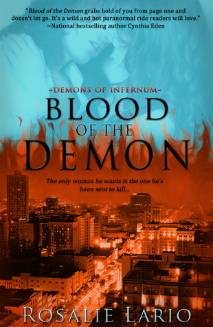 Blood of the Demon (Demons of Infernum, #1)