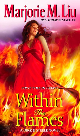 Within the Flames (Dirk &amp; Steele, #11)