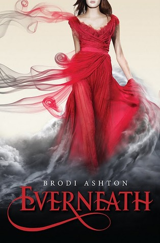 Everneath by Brodi Ashton Cover