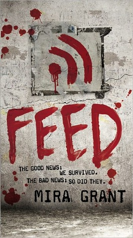 7094569 The Dark Ashs Review: Feed by Mira Grant