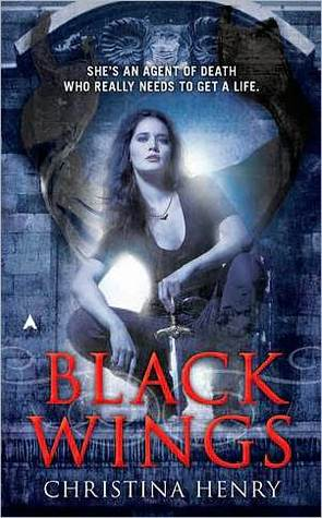 Review: Black Wings by Christina Henry