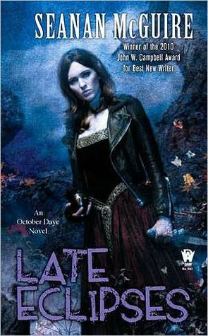 Late Eclipses (October Daye #4)