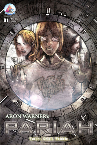 Aron Warner's Pariah issue #1