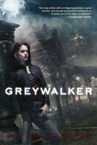 Greywalker (Greywalker, #1)