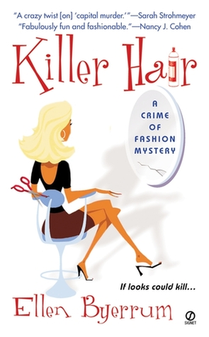 Killer Hair (Crime of Fashion, #1)