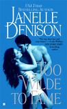 Too Wilde to Tame (Wilde Series, #7)
